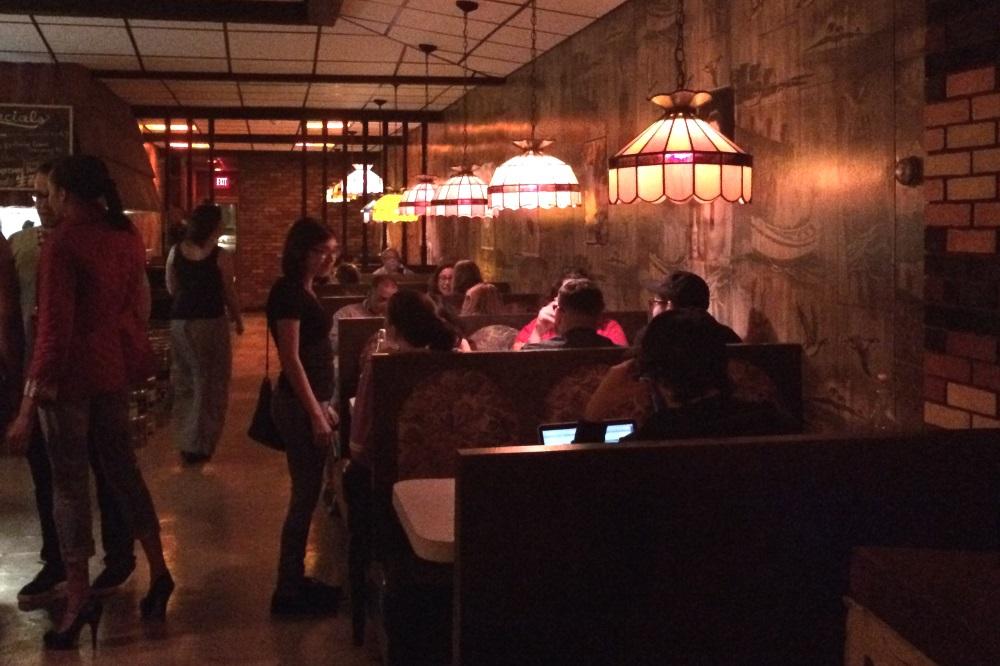Quinns Beacon Dining Room