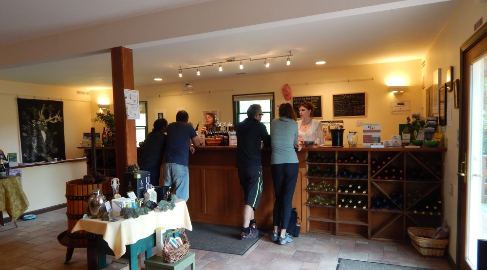 Whitecliff Tasting Room