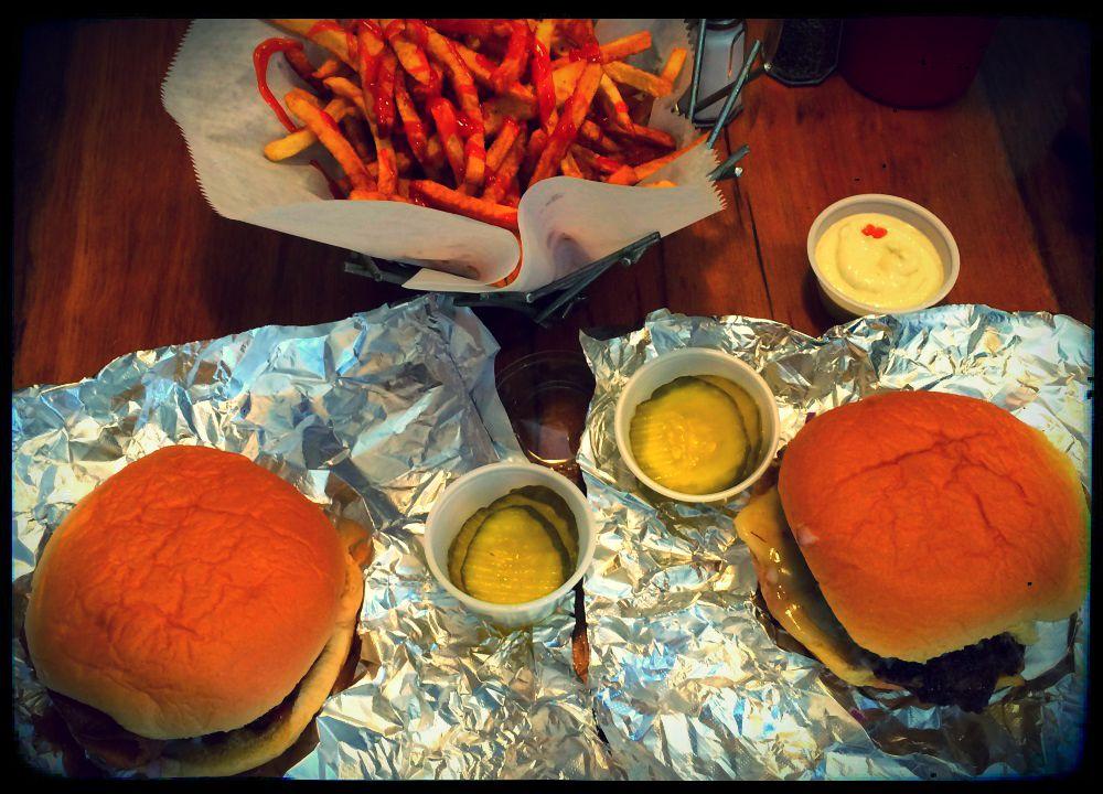 poppy's Beacon Burgers Enhanced