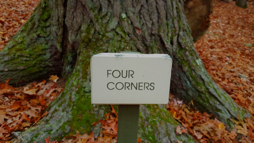 Manitoga Paths Four Corners