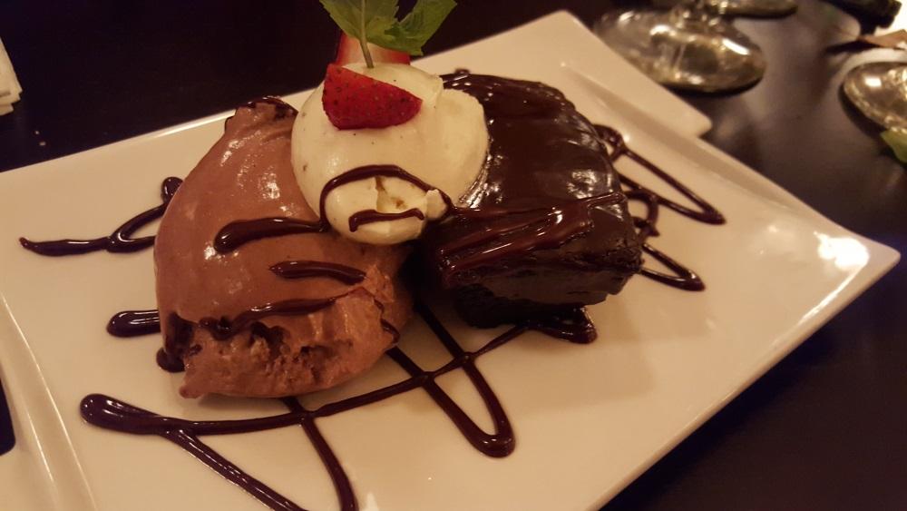 The Vault Dessert One
