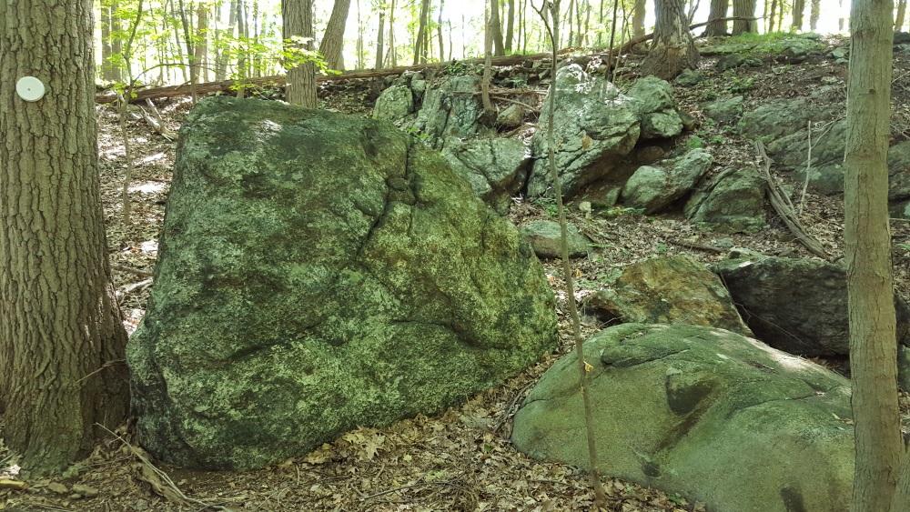 Garrison Prayer Trail Old Boulders