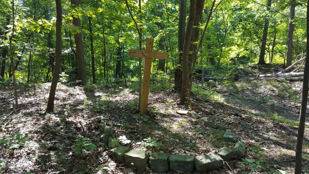 Garrison Prayer Trail The Eighth Cross