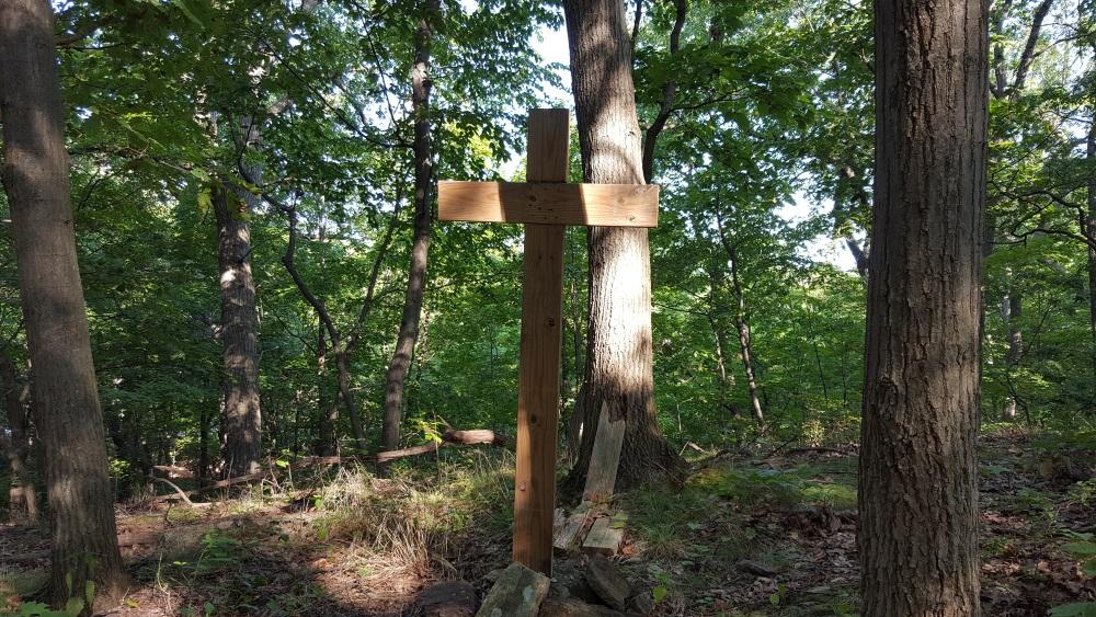 Garrison Prayer Trail The Ninth Cross