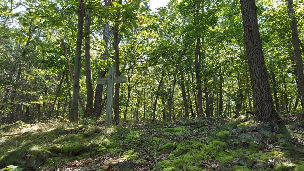 Garrison Prayer Trail The Second Cross 3