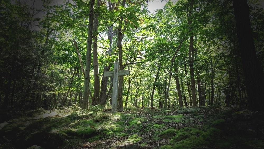 Garrison Prayer Trail The Second Cross Vignette