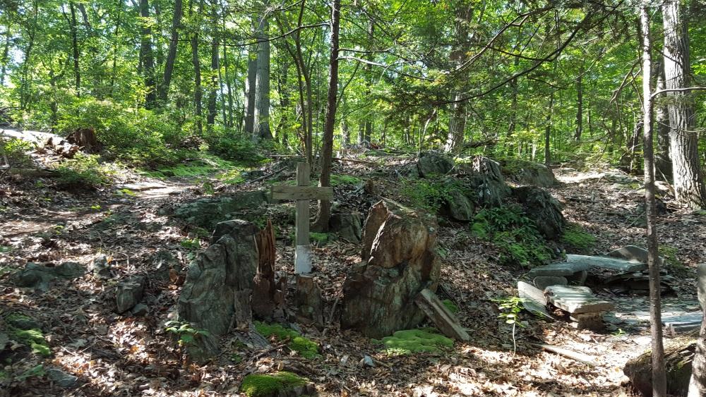Garrison Prayer Trail The Seventh Cross 2