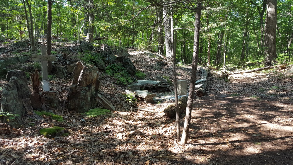 Garrison Prayer Trail The Seventh Cross