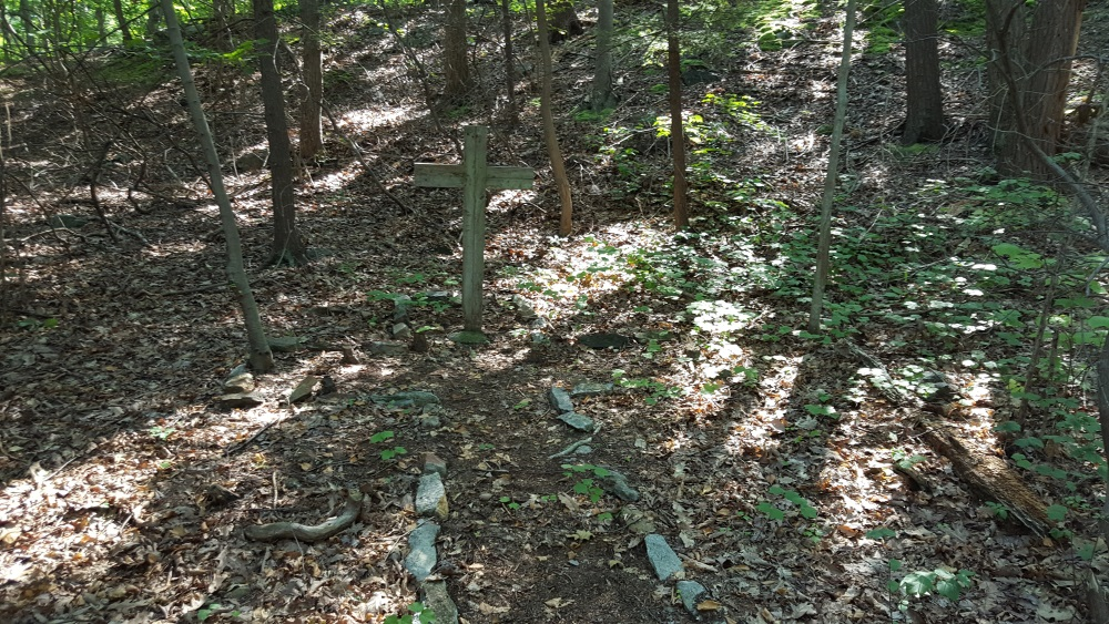 Garrison Prayer Trail The Sixth Cross